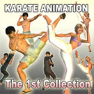The 1st Collection of Karate Animations